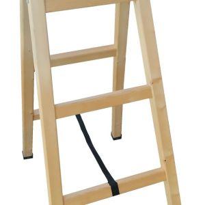 Ξύλινη σκάλα 1,20μ.