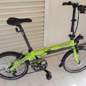 σπαστό ποδήλατο Mini Folding