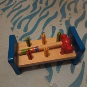 Ξύλινο εκπαιδευτικό παιχνίδι
