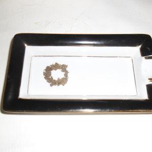 LIMOGES - Tsitouras Collection Τασάκι από Πορσελάνη