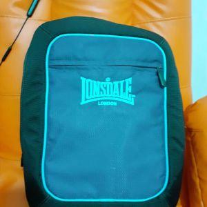 Τσάντα laptop Lonsdale μπλε