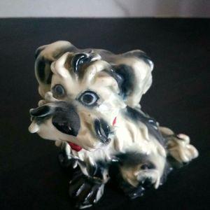 Bavaria σκυλάκι από πορσελάνη 1960