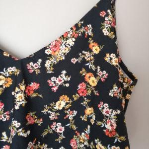 Μίνι φλοραλ φορεμα L/XL