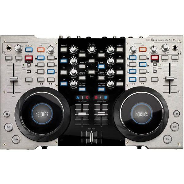 Hercules 4mx  / DJ Controller / DJ Set miktis
