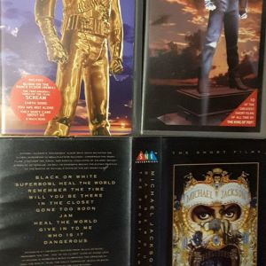 Michael Jackson VHS