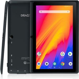 Tablet Touch Y88X Pro 7 ιντσών Android, Android 9.0 Pie, Quad-Core 1.5GHz, 2GB RAM, 16GB Storage, 7 ιντσών IPS HD Display, Dual Camera, WiFi Tablet, Black