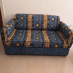Καναπές κρεβάτι.