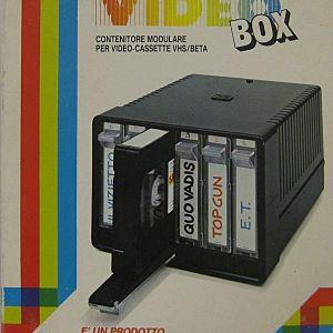 ΘΗΚΗ ΓΙΑ 60 VIDEO CASSETTE VHS