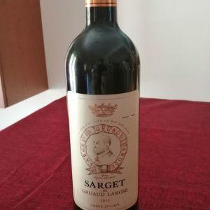 Κρασί Sarget De Gruaud Larose