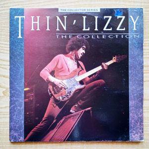 THIN LIZZY - The Collection, 2πλος δίσκος βινυλίου -  Classic Hard Rock