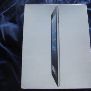 iPad Apple 4th Gen. 16GB, Wi-Fi + Cellular (unlocked), 9.7in - Black