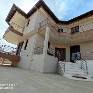 Πωλείται νεόχτιστη μονοκατοικία στο χωριό Διονυσίου Χαλκιδικής