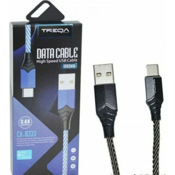 Quick charge USB cable 3.1A Type-C 1000mm