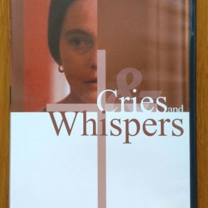Cries and whispers Criterion collection dvd
