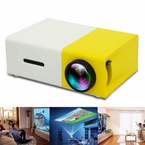 LED Προτζέκτορας Home Cinema 600 Lumens YG-310