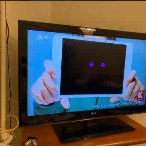 """Τηλεόραση LG 37LK450 37"""" LCD Full HD"""