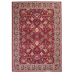 vidaXL Χαλί Περσικό Σχέδιο Κόκκινο / Μπεζ 140 x 200 εκ.- 132994