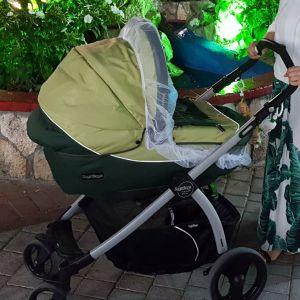 παιδικό καρότσι peg perego 3 σε 1