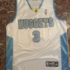 φανέλα NBA Allen Iverson Denver Nuggets