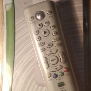 XBOX 360 Media Playback DVD Remote Control Kit