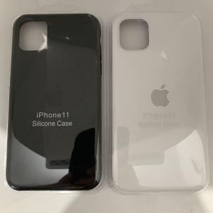 Θήκες σιλικόνης iPhone 11