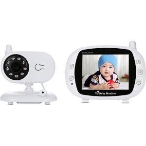 """68Ε. Baby video monitor με νυχτερινή όραση 3.5"""""""