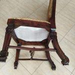 καρέκλα κλασσικη