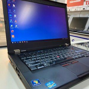 "LAPTOP Lenovo ThinkPad T420 i5/4GB/500HDD/ CAMERA / Οθόνη : 14"""