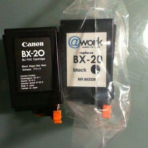 Μελάνια Canon BX-20 Black Ink BJ Fax Cartridges