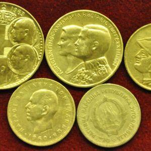Νομίσματα συλλεκτικά Ελληνικά & ξένα, Μόνο σοβαρές προτάσεις παρακαλώ και όχι έμποροι.