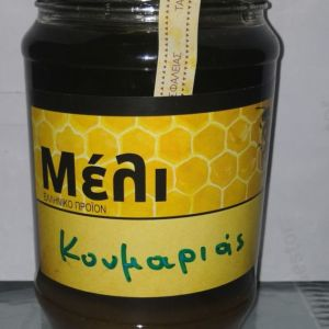 Μέλι κουμαριάς Αρκαδίας