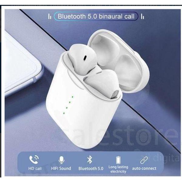 akoustika asirmata DOUBLE Bluetooth me kouti fortisis
