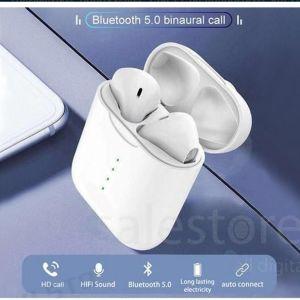 Ακουστικά ασύρματα DOUBLE Bluetooth με κουτί φόρτισης