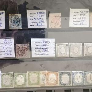 Ιtalian state stamps
