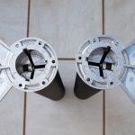 2 Μεταλλικά Ρυθμιζόμενα Πόδια Επίπλων ΒΟΓΙΑΤΖΟΓΛΟΥ