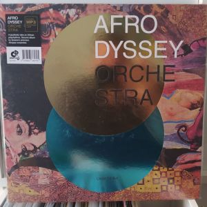 Afrodyssey Orchestra - Under The Sun LP
