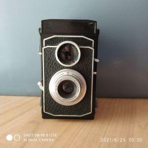 Bolta Photavit Photina 1 6x6 TLR 120 Film Camera Achromat f9 7.5cm