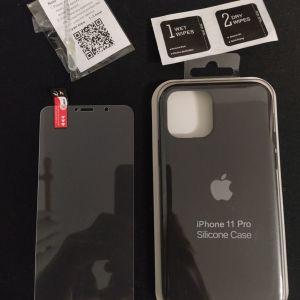 Πωλείται original θήκη iphone 11pro και δώρο τζαμακι iphone 11 pro