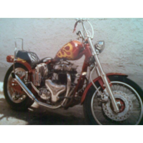 B.S.A. a7 500cc