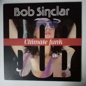 "Bob Sinclar - Ultimate Funk (Vinyl, 12"")"