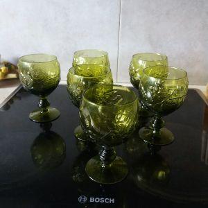 Vintage ποτήρια