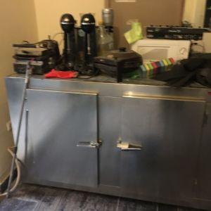 Επαγγελματικό ψυγείο - καταψύκτης