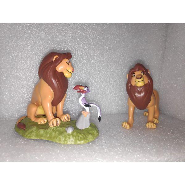 9 figoures iroes Lion King