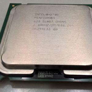 Intel Pentium 4 630 processor