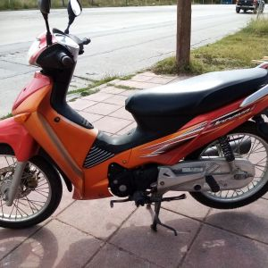 Honda innova 125  οικονομικό
