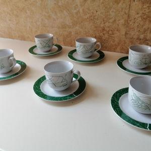 Συλλεκτικο σερβίτσιο καφέ jacobs