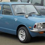 Χερούλι πόρτας Toyota Corolla KE20 / KE25 / TE27, Daihatsu Charade G10 - Daihatsu Charmant A10