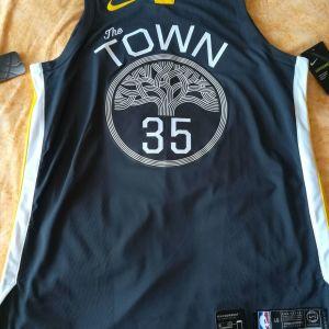 ΠΡΕΠΕΙ ΝΑ ΦΥΓΕΙ ΑΜΕΣΑ....NBA jersey Kevin Durant authentic