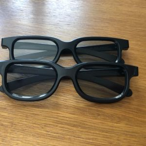 2 ζευγάρια γυαλιά 3D