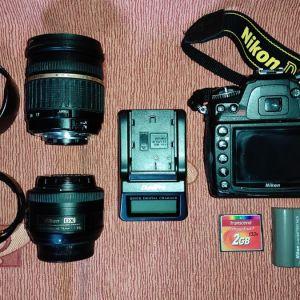 Φωτογραφική Μηχανή  NIKON D300